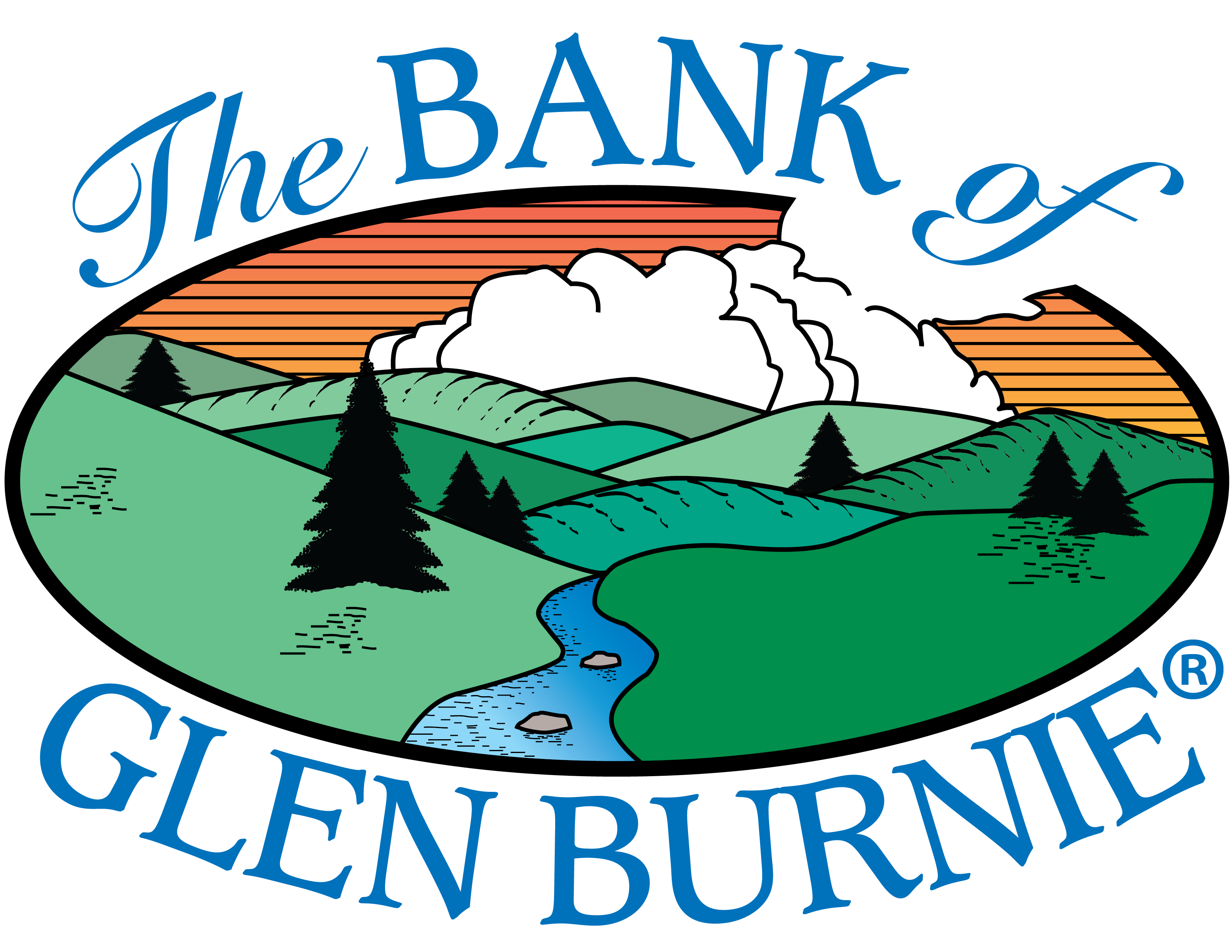 The Bank of Glen Burnie's Logo